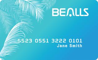 bealls credit card review